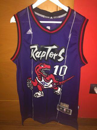 Camiseta Raptors M