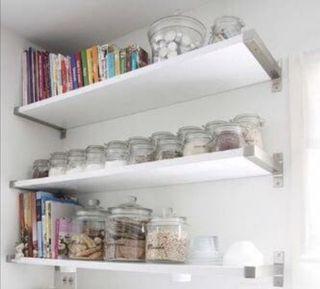 Baldas estantes Ikea