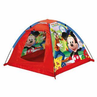Tienda de campaña de Mickey Mouse