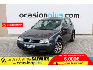 Volkswagen Golf 1.9 TDI Highline 4Motion 77 kW (105 CV)