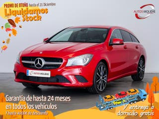 Mercedes-Benz Clase CLA CLA 220 d Shooting Brake 130 kW (177 CV)