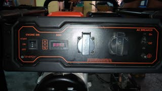 Generador Genergy 5,5 KVA