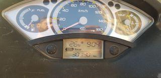 Yamaha Xmax250 inyeccion