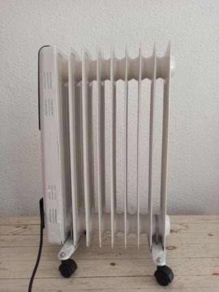 radiador casi nuevo