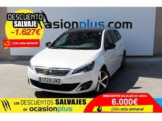 Peugeot 308 SW 1.2 PureTech SANDS Allure EAT6 96 kW (130 CV)