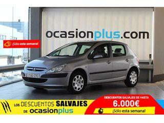 Peugeot 307 2.0 HDI XR 66 kW (90 CV)