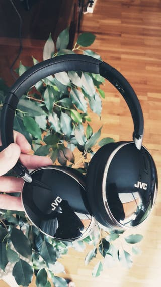 Wireless Headphones JVC HA-S90BN