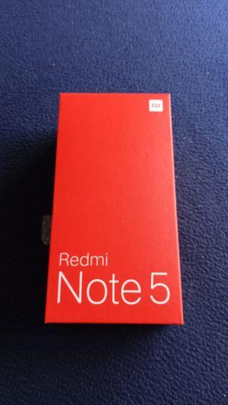 Móvil Xiaomi Redmi Note 5