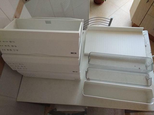 Repuestos frigorífico Balay Green Fresh