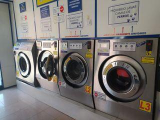 Lavadoras y secadoras industriales - lavandería