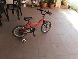 bicicleta nen