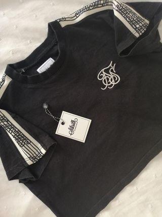 Camiseta chica Siksilk talla S