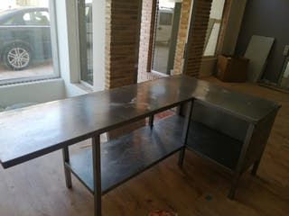 mesa hostelería