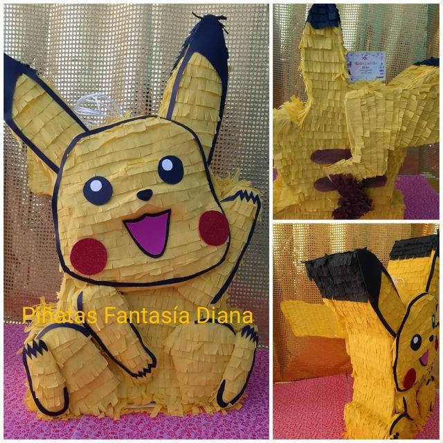 piñata Pikachu Pokémon