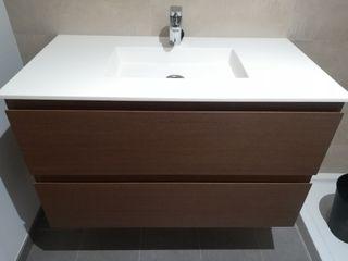 Mueble baño con lavabo. Nuevos.