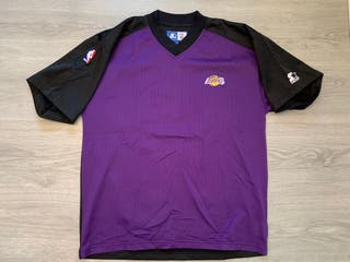 Camiseta entrenamiento Lakers 90's