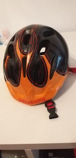 casco bici niño Specialized
