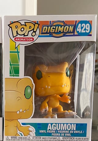 Funko Pop Agumon