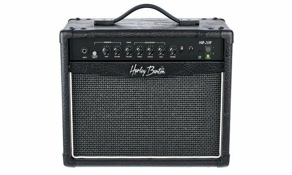 amplificador Harley benton HB-20R