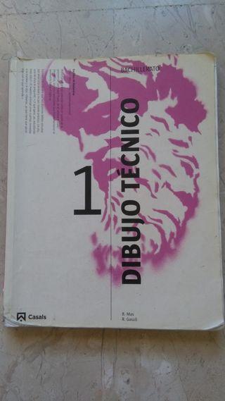 libro de dibujo técnico 1 bachillerato