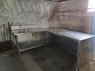 Cocina industrial INOX