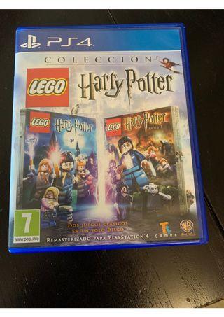 Colección Lego Harry Potter Ps4