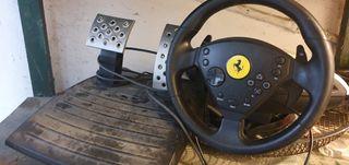 mando y pedales