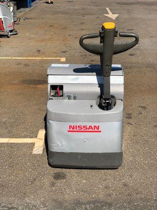 Transpaleta eléctrica Nissan