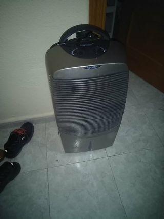 aparato de aire frío