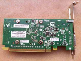 Tarjeta Gráfica nVidia NVS 300 (DVI Dual, 512 MB)