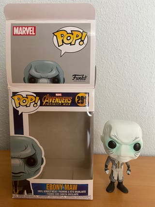 Funko pop! Ebony maw #291