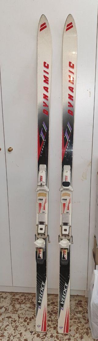 Esquís Dynamic Veloce TI carbon