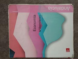 libro economía 1 bachillerato, MC graw Hill