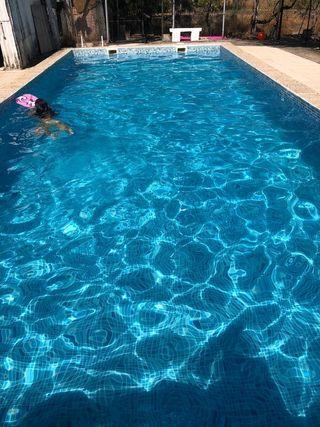 Casa Campo con piscina