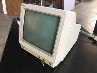 Ordenador Vintage IBM 3476 Infowindow para colecci