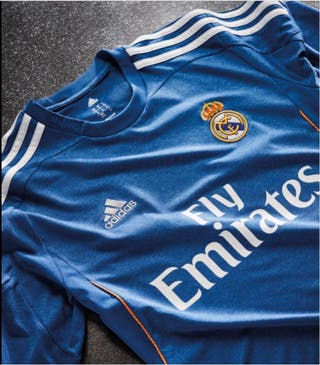 Camiseta oficial Real Madrid 2013/14