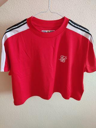 Camiseta corta siksilk original