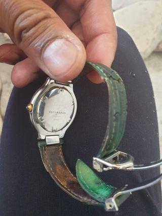 vendo reloj cartier