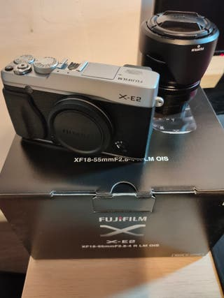 Fujifilm XE 2