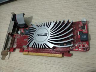 Gráfica Asus HD6450 perfil bajo + cable HDMI