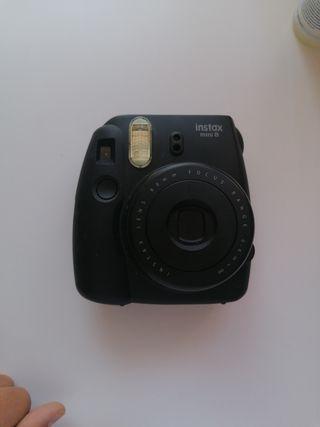 fujifilm instax mini 8 negra