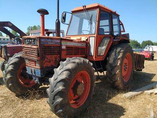 Tractor de doble tracción Same Búfalo 130