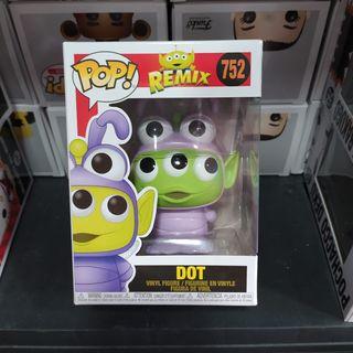 Funko pop Dot 752 Disney Hormigas Alien Remix