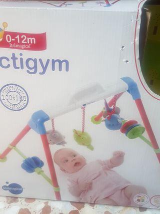 Gimnasio para bebés