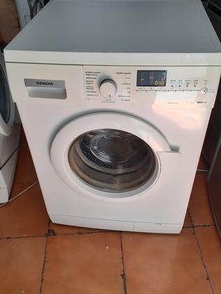 lavadora marca Siemens 7KG