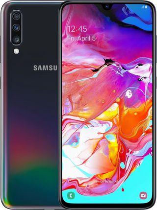 Movil Samsung Galaxy A70 - 128GB - Negro
