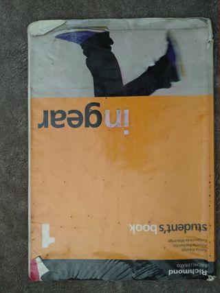 libro inglés 1 bachillerato richmond (ingear)