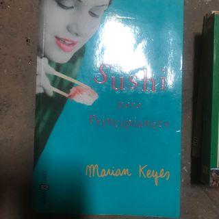 Marian keynes Sushi para principiantes