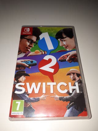 Juego 1,2 Switch