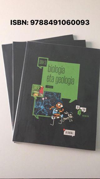 BIOLOGIA ETA GEOLOGIA DBH3